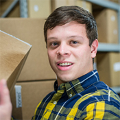 Alex Schmude, Shipping Assistant