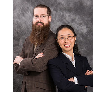 Wei-Shin, MD and CEO and Jason Wolfe, CTO