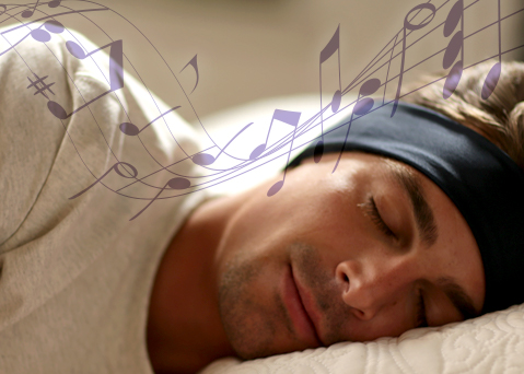 SleepPhones Comfortable Headband Headphones for Sleeping