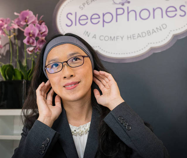 Wei-Shin Lai, CEO of AcousticSheep LLC